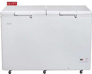 Haier HDF-385H Deep Freezer with Official Warranty