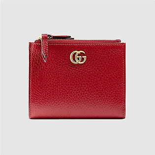 Gucci Marmont Leather Wallet