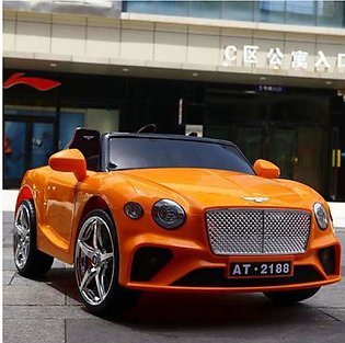 Jiangmen Electric Powered license Bentley Shaped Ride On Car With Remote Contro…
