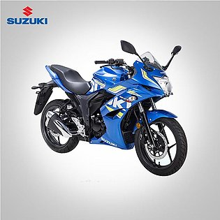 Suzuki Gixxer GSX150SF MotoGP Edition (Delivery Only In Karachi)