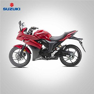 Suzuki Gixxer GSX150SF 2019 (Delivery Only In Karachi)