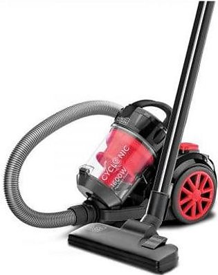 Black + Decker VM-1680 1400W Bagless Vacuum Cleaner With Official Warranty