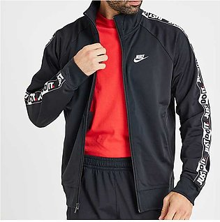 Nike NSW Tape Logo JDI Jacket Black for Men