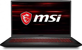 MSI GF75 Thin 10SDR-082 Core i7 10th Gen 16GB 512GB SSD Nvidia 6GB GTX 1660Ti 1…