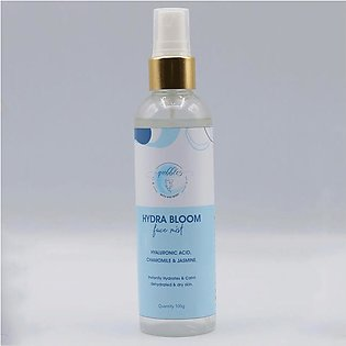 Hydra Bloom Face Mist by Qubbles Bath & Body