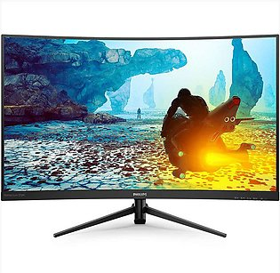 Philips 272M8CZ 27-Inch FHD Curved LCD Gaming Monitor