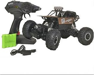 Rc Metal Crawler Scale 4wd Mountain Rally Car (Copper) for Kids