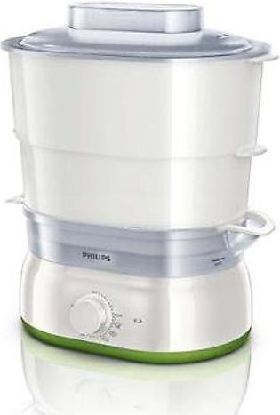 Philips HD9104/00 5Ltr 900 W Aroma Infuser Steamer With Official Warranty