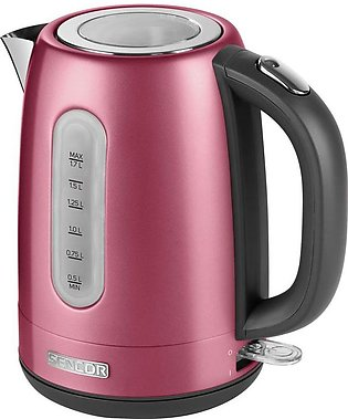 Sencor SWK1774RD Electric Kettle With Official Warranty