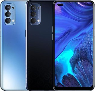 Oppo Reno 4 (8GB,128GB) Dual sim with Official Warranty