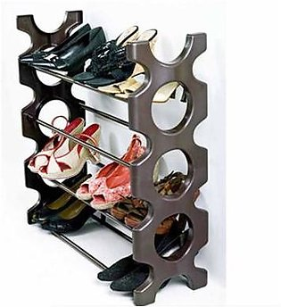 Primanova A05-10 Shoe Rack 3 Steps Detachable
