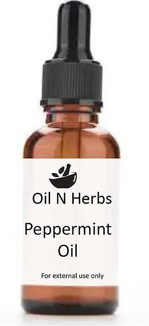 Oil N Herbs 30 ML Peppermint Oil Podina Oil ( روغن پودینہ )
