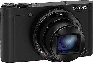 Sony DSC-WX500/B Compact Digital Camera