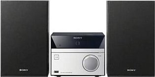 Sony CMT-S20 CD/Tuner Micro Hi-Fi System with USB