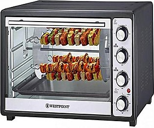 Westpoint WF-4500 Oven Toaster With Rotisserie & BBQ With Official Warranty