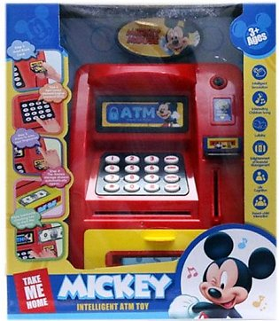 Mickey Mouse Intelligent ATM Battery Operated Toy