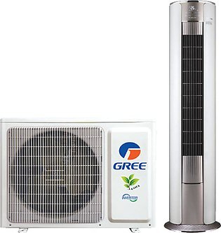 Gree GF-24ISHAA+ Floor Standing Air Conditioner Heat & Cool 2.0 Ton With Offici…
