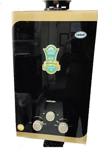 Canon 706 Instant Gas Water Heater 8 Liter