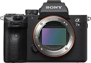 Sony Alpha α7 III with 35mm full-frame Mirrorless Camera (Body Only)
