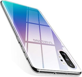 Torras Samsung Note 10 Plus Case Crystal Clear Series - Clear