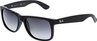 Ray-Ban Justin Polarized Rectangle Sunglasses RB4165-622/T3