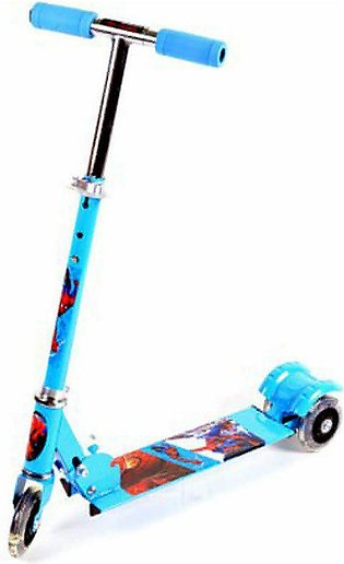 Kids Scooty Blue