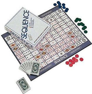 Sequence Strategy Board Game Regular