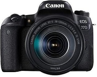 Canon EOS 77D EF-S 18-135mm F3.5-5.6 IS USM lens