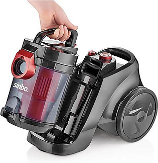 Sinbo SVC-8601 Bagless Cyclonic Vacuum Cleaner With Official Warranty
