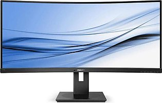 Philips 345B1C 34-Inch Curved Ultra Wide LCD Monitor