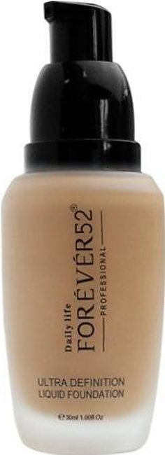 Forever52 Ultra Definition Liquid Foundation FLF007