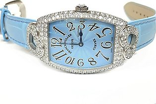 Franck Muller Chorograph Watch for Women Master of Complications 7502 QZ HJ 18K…