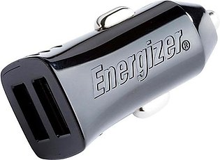 Energizer High Tech Dual Output Universal Car Charger