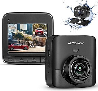 Nextbase AUTO-VOX D5PRO Dash Cam Front and Rear, 1520P Recorder, 140° Wide Angl…