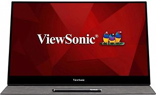 ViewSonic TD1655 15.6-Inch 10-Point Touch Display FHD Portable Monitor