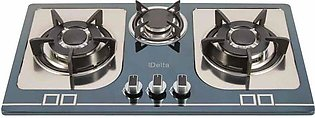 New Delta 292 3-Burner Hob with Official Warranty