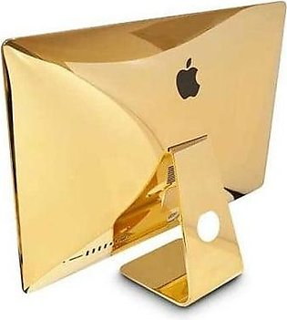"""Apple iMac MNDY2 Core i5 7th Gen With Retina 4K Display 21.5"""" 24kt Gold Plated …"""