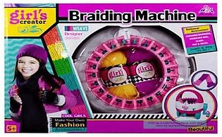 Girls Creator Braiding Machine