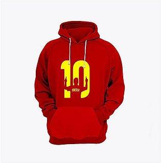 Messi Printed Hoddie By R&H