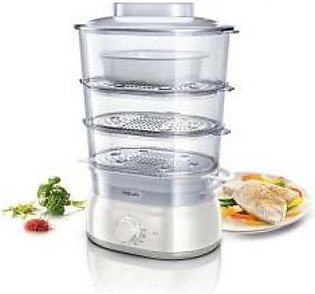 Philips HD9125/00 Food Steamer 9Ltr With Official Warranty