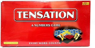 Tensation - Numbers Board Game