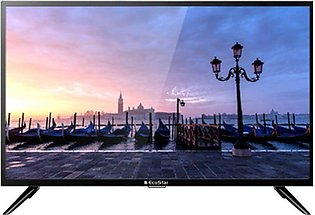 EcoStar CX-32U575A+ 32 Inche Full HD Led TV With Official Warranty