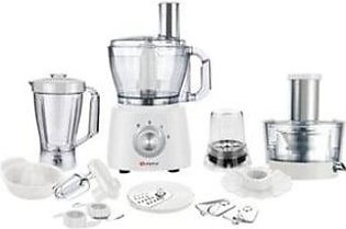 Alpina Sf-4000 Premium Food Processor 20 In 1 With Official Warranty