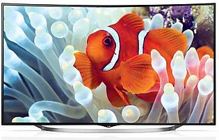 """LG 65"""" UC970T Curved UHD SMART 3D LED TV (2 Year Official Warranty)"""
