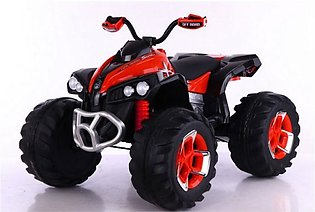 Jiangmen Electric Powered license Off road Quad Bike Shaped Ride On Car With Re…