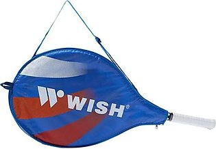 Wish 47070023 Tennis Racket With 3/4 Cover