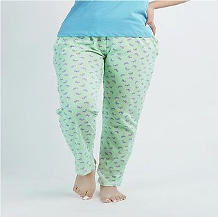 Jevele Butterfly Pajama Pant For Women