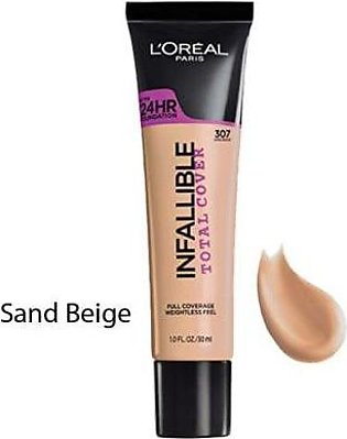 L'OREAL Infallible Total Cover Sand Beige