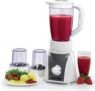 Black + Decker BX580 3 in 1 500W Blender with Grinder and Meat Mincer With Offi…
