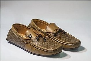 Footscape's Imported Camel Loafers for Men FS1007